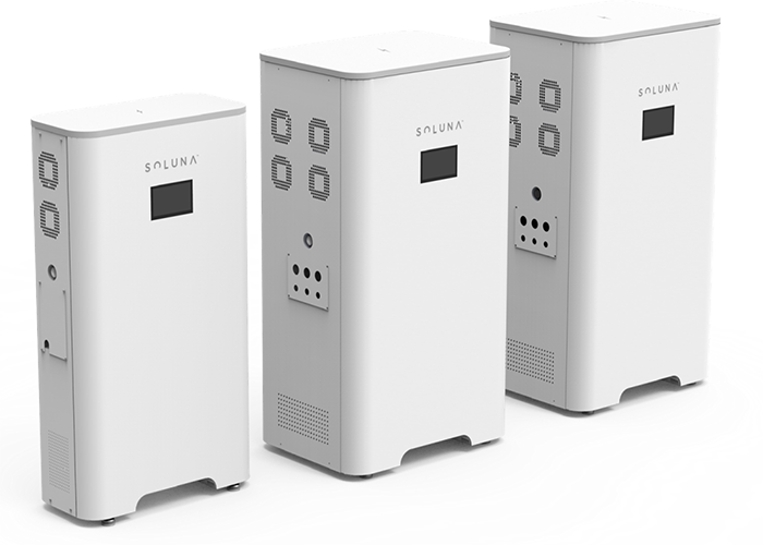Soluna Power Bank - S4, S8, S12