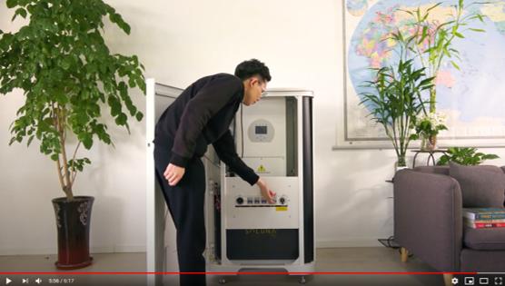 Soluna Battery Installation Video Guide